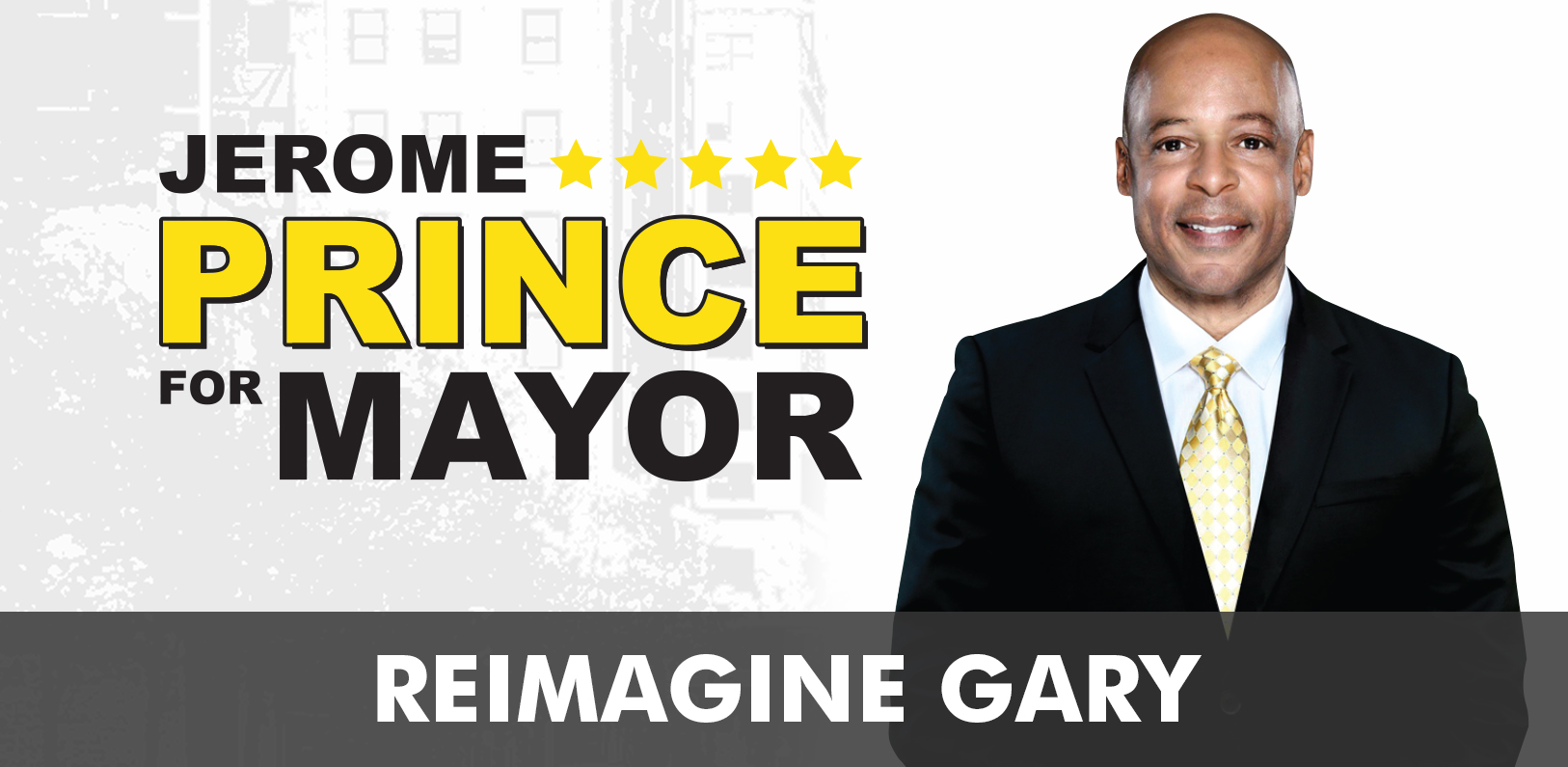 Jerome Prince for Mayor Of Gary