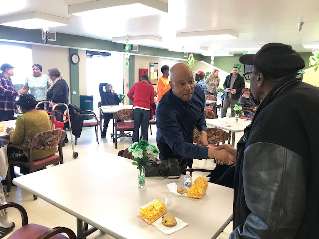 Jerome Prince For Mayor -Community Event